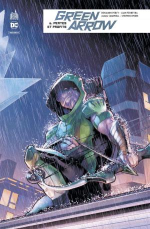 Green Arrow Rebirth 6 TPB hardcover (cartonnée)