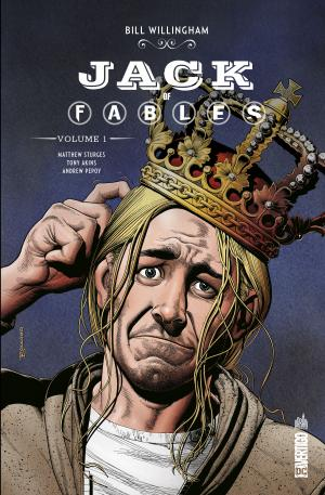 Jack of Fables 1 TPB hardcover (cartonnée)