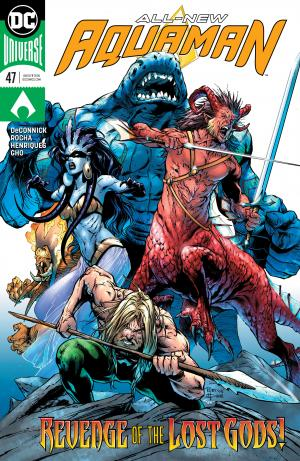 Aquaman 47 Issues V8 (2016 - Ongoing) - Rebirth