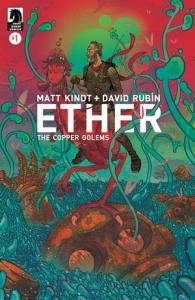 Ether - Copper golems # 1 Issues