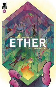 Ether - Copper golems # 2 Issues