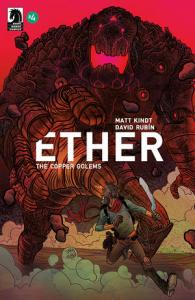 Ether - Copper golems # 4 Issues