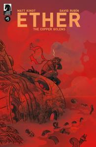 Ether - Copper golems # 5 Issues