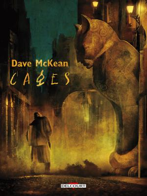 Cages  TPB hardcover (cartonnée)