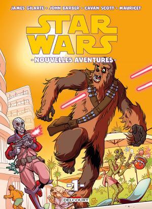 Star Wars - Nouvelles Aventures T.1