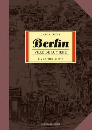 Berlin 3 - Ville de lumière