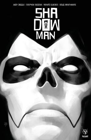 Shadowman édition TPB Hardcover (cartonnée) - Issues V4