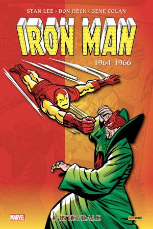 Iron Man 1964 - 1964-1966 (réédition 2019)
