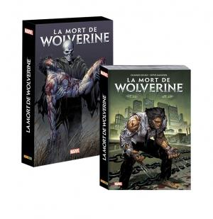 Death of Wolverine - The Weapon X Program # 1 TPB hardcover (cartonnée) - Absolute