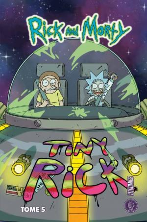 Rick et Morty 5 TPB hardcover (cartonnée)