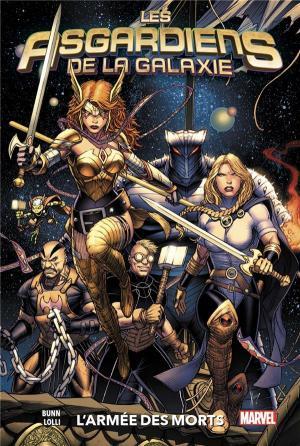Les Asgardiens de la Galaxie édition TPB hardcover (cartonnée)