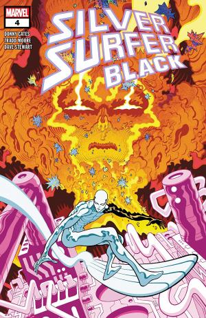 Silver Surfer - Black # 4 Issues (2019)