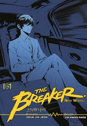 couverture, jaquette The Breaker - New Waves 5  (Meian)