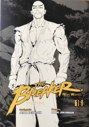 couverture, jaquette The Breaker - New Waves 16  (Meian)