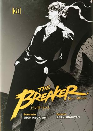 couverture, jaquette The Breaker - New Waves 20  (Meian)