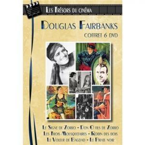 Coffret Douglas Fairbanks édition simple