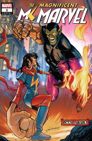 Ms. Marvel édition Issues V4 - Annuals (2019 - Ongoing)