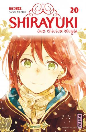 Shirayuki aux cheveux rouges T.20