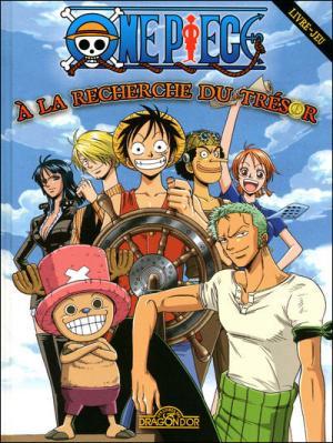 One Piece - A la recherche du trésor 1 Produit dérivé