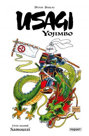 Usagi Yojimbo 2 Edition couleur
