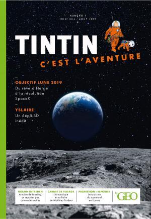 Tintin c'est l'aventure édition simple