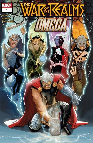War Of The Realms Omega édition Issue (2019)