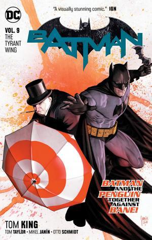 Batman # 9 TPB softcover (souple) - Issues V3