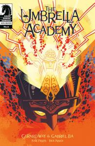 Umbrella Academy # 6