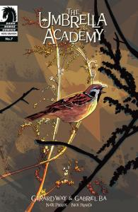 Umbrella Academy # 7