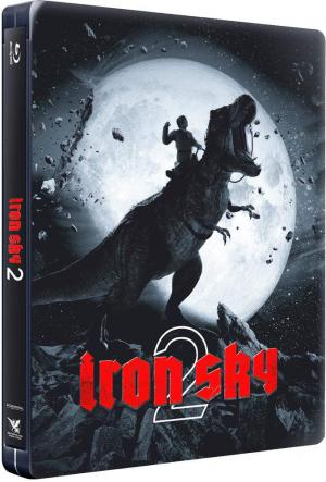 Iron Sky 2: The Coming Race édition Limitée SteelBook