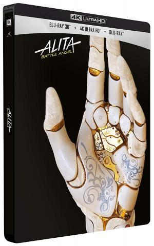 Alita : Battle Angel édition Limitée SteelBook