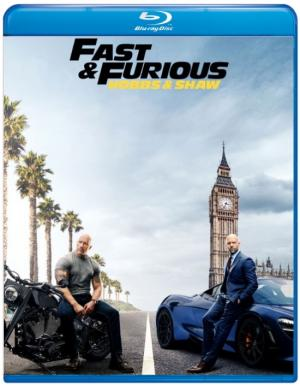 Fast & Furious : Hobbs & Shaw édition simple