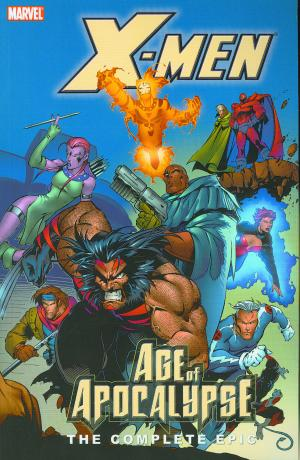 X-Man # 2 TPB Softcover - The Complete Epic (2005)