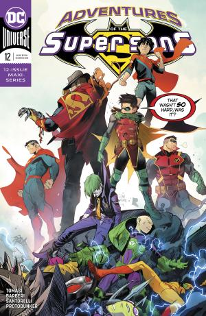 Adventures of The Super Sons 12 Issues (2018 - 2019)