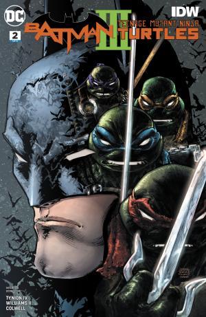 Batman / Teenage Mutant Ninja Turtles III # 2 Issues
