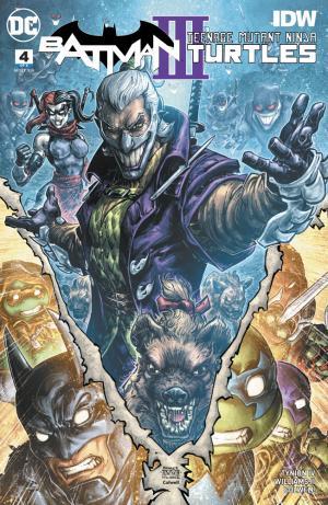 Batman / Teenage Mutant Ninja Turtles III # 4 Issues