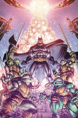 Batman / Teenage Mutant Ninja Turtles III # 6 Issues