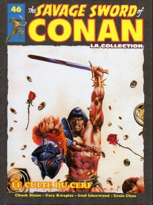 The Savage Sword of Conan 46 TPB hardcover (cartonnée)