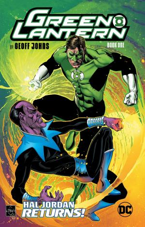Geoff Johns Présente Green Lantern édition TPB softcover (souple)