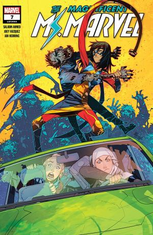 Magnificent Ms. Marvel # 7 Issues (2019 - Ongoing)