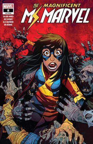 Magnificent Ms. Marvel # 8 Issues (2019 - Ongoing)