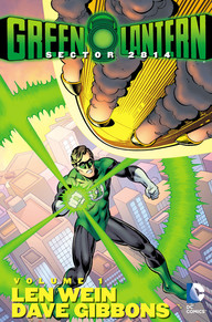 Green Lantern - Sector 2814 édition TPB Softcover (souple)