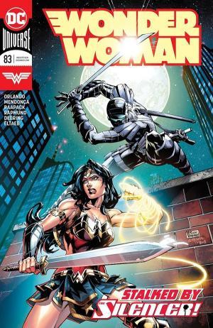 Wonder Woman # 83