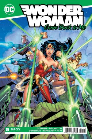 Wonder Woman - Come Back to Me # 5 Issues