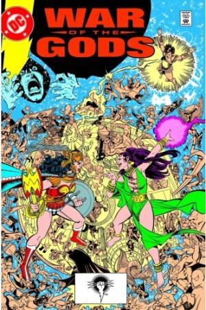 Wonder Woman - War of the Gods édition Omnibus (cartonnée)