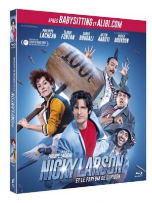 Nicky Larson et le parfum de Cupidon  Blu-ray