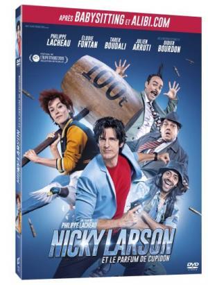 Nicky Larson et le parfum de Cupidon  DVD