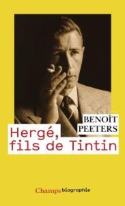 Hergé, fils de tintin édition simple