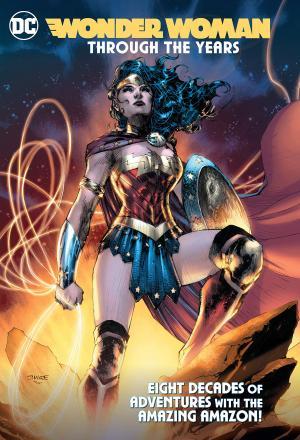 Wonder Woman Through the Years 1