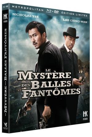 Le Mystère des Balles Fantômes édition Combo
